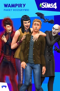 The Sims™ 4 Wampiry