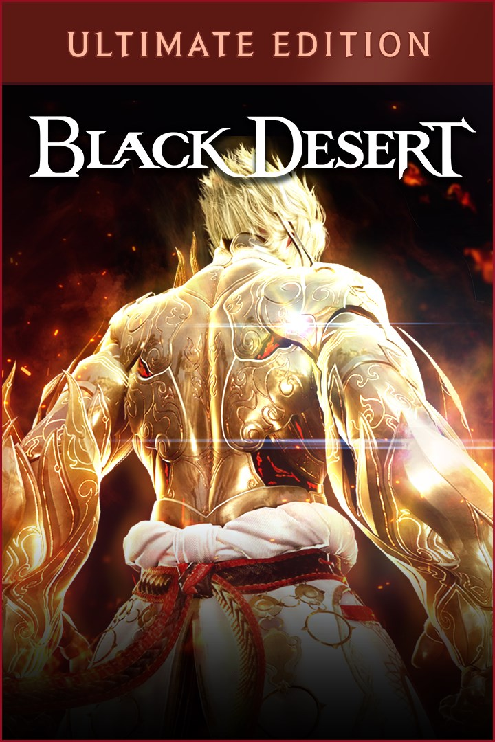 Buy Black Desert - Ultimate Edition - Microsoft Store