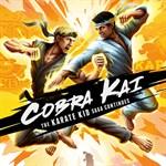 Cobra Kai: The Karate Kid Saga Continues Logo