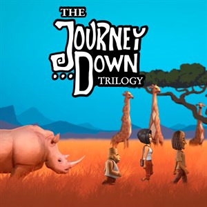 The Journey Down Trilogy Xbox One