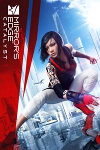 Carátula para el juego Mirror's Edge Catalyst de Xbox 360