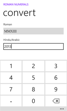 arabic numbers to roman numerals - 225×375