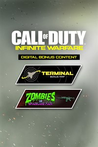 Call of Duty®: Infinite Warfare - Terminal Bonus Map + Spaceland Pack