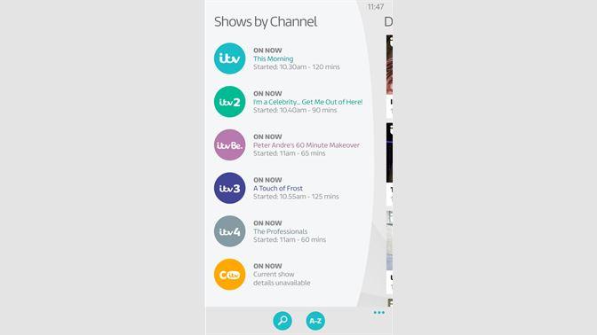 Get ITV Hub - Microsoft Store en-GB