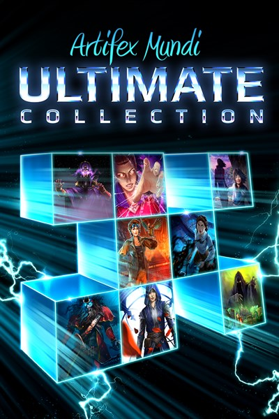 Artifex Mundi Ultimate Collection