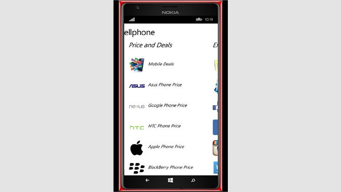Get cellphone - Microsoft Store