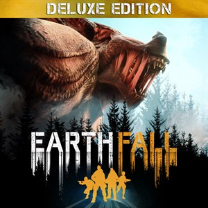 Earthfall Deluxe Xbox One