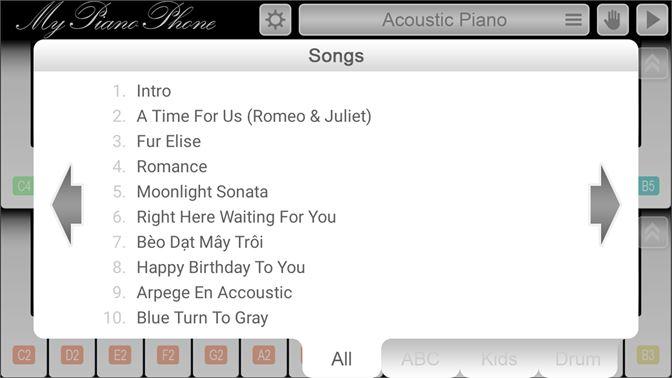Get My Piano Phone Microsoft Store