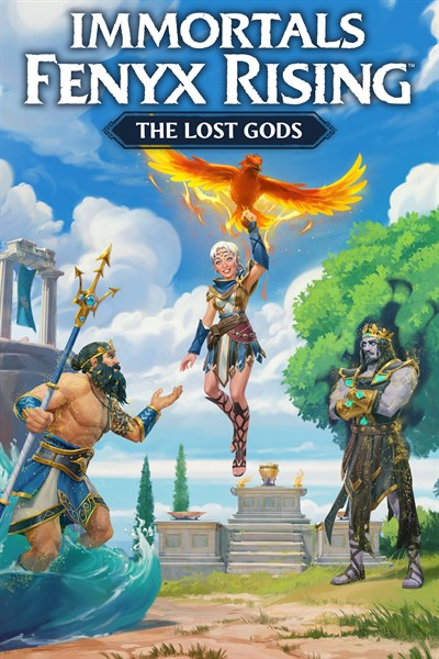 Immortals Fenyx Rising™ - DLC 3: The Lost Gods
