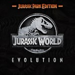 Jurassic World Evolution: Jurassic Park Edition Logo