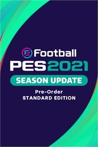 Pre-Order: eFootball PES 2021 SEASON UPDATE STANDARD EDITION
