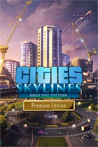 Carátula del juego Cities: Skylines - Premium Edition
