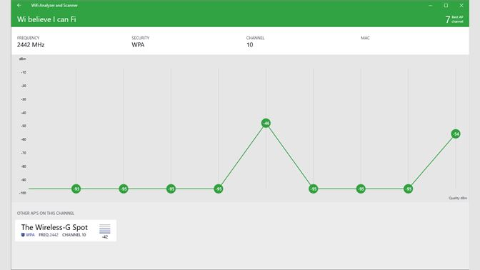 Get Wifi Analyzer and Scanner - Microsoft Store