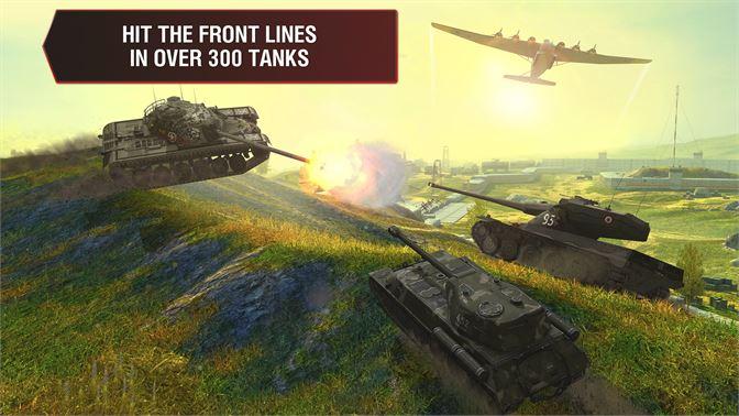 blitz world of tanks download