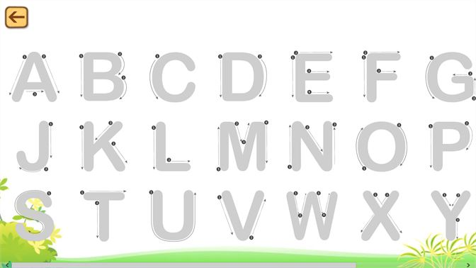Get Alphabets Writing - Microsoft Store
