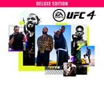 UFC® 4 Deluxe Edition Logo