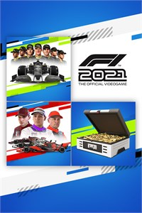 F1 2021: Deluxe Upgrade Pack