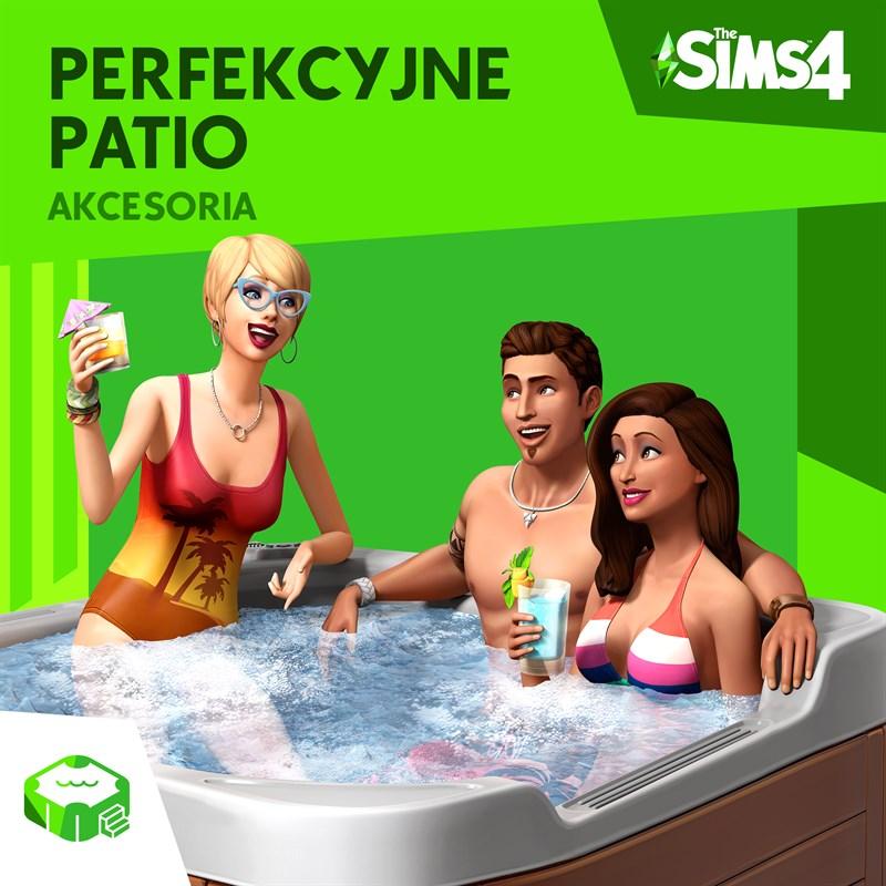 The Sims 4 Perfekcyjne Patio Akcesoria