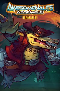 Smiles - Awesomenauts Assemble! Personagem