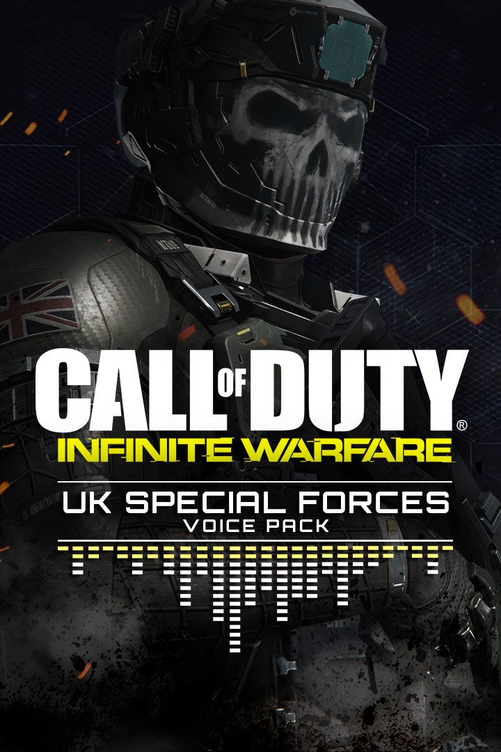 Get Call Of Duty®: Infinite Warfare - UK Special Forces VO