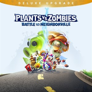 Plants vs. Zombies: Battle for Neighborville™ Deluxe Upgrade Xbox One
