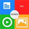 United File Viewer: Office, Media, Audio, Image, Zip-Rar, Text