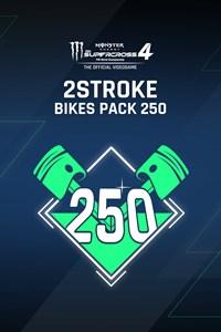 Monster Energy Supercross 4 - 2Stroke Bikes Pack (250) - Xbox Series X|S