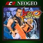 ACA NEOGEO ART OF FIGHTING Logo