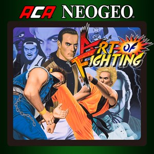 ACA NEOGEO ART OF FIGHTING Xbox One