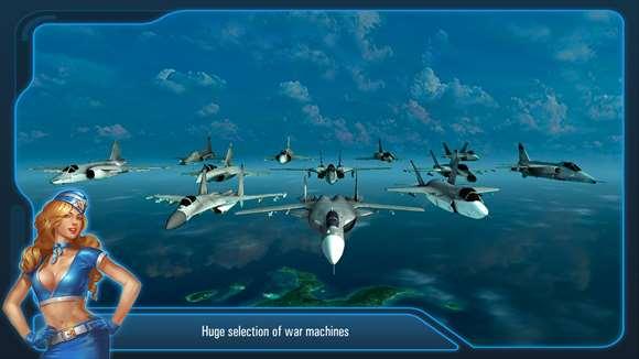 Battle of Warplanes now in the Windows Store 5