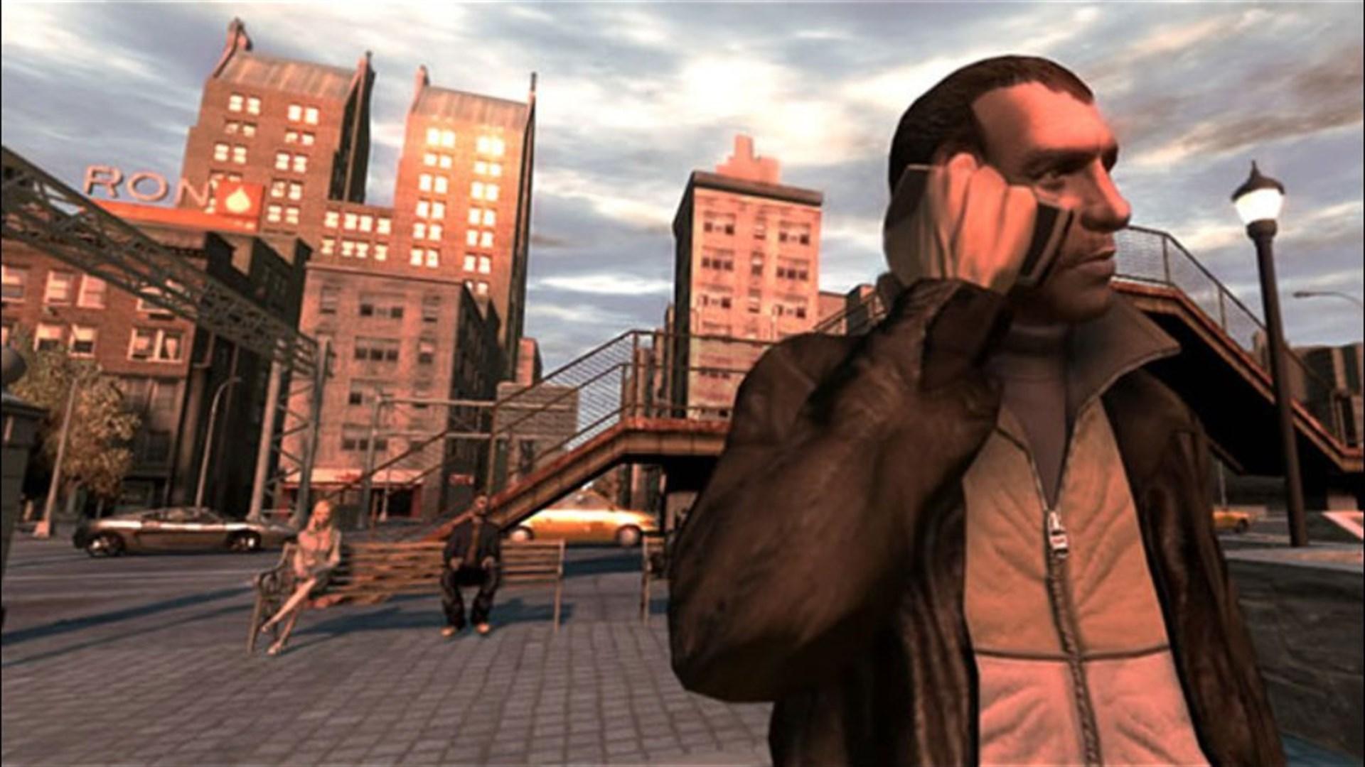Скриншот №15 к Grand Theft Auto IV