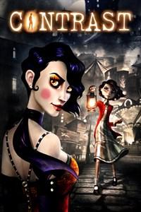 Carátula del juego Contrast