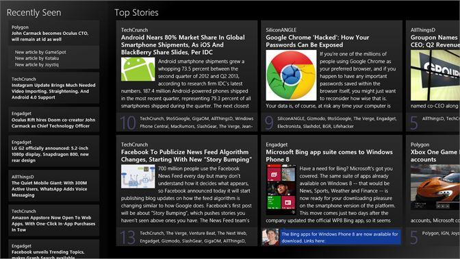 Get Newseen - Microsoft Store en-EG