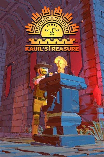 Kauil's Treasure Is Now Available For Xbox One And Xbox Series X|S