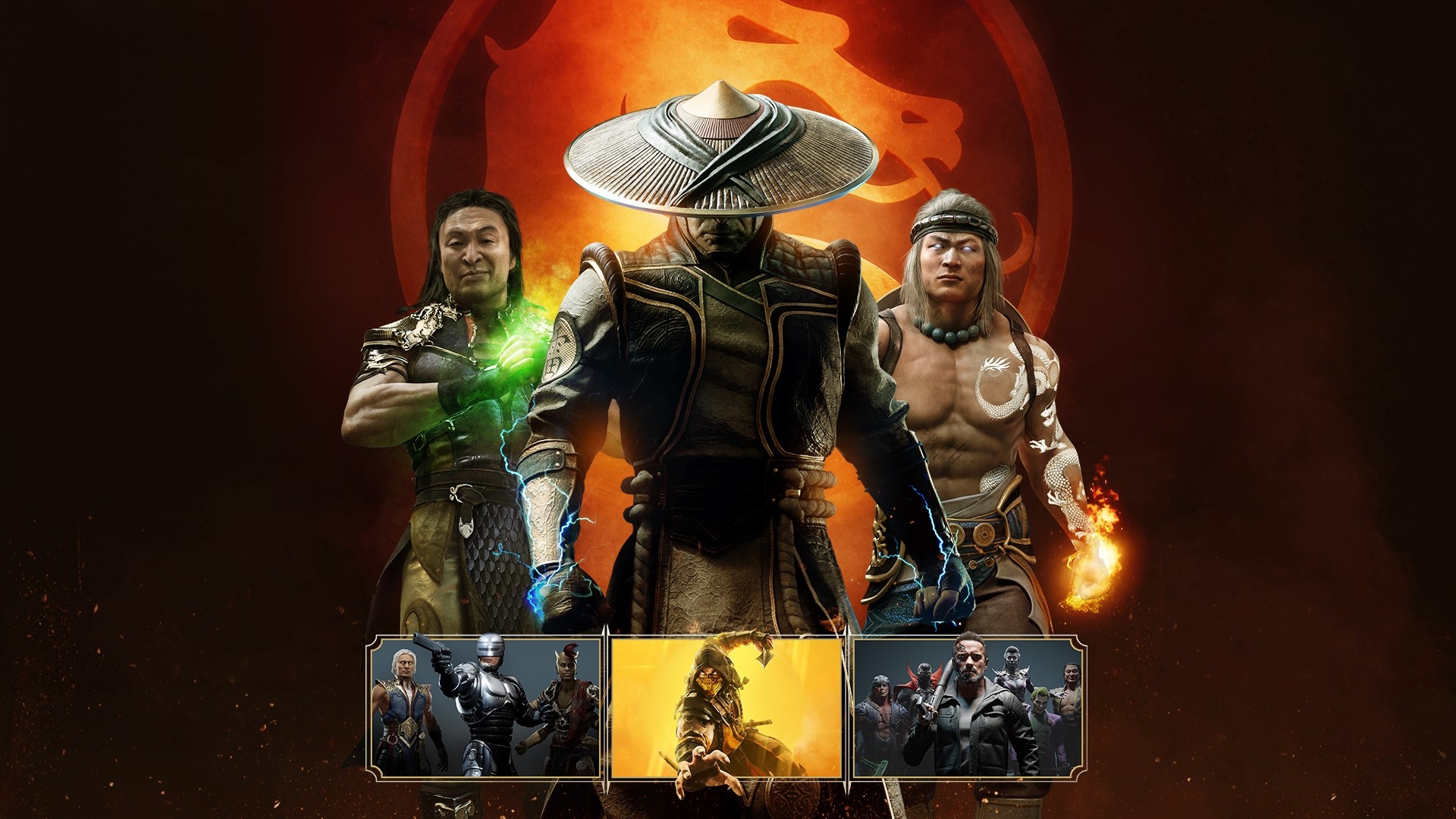 Buy Mortal Kombat 11 Aftermath Kollection Microsoft Store En Ie