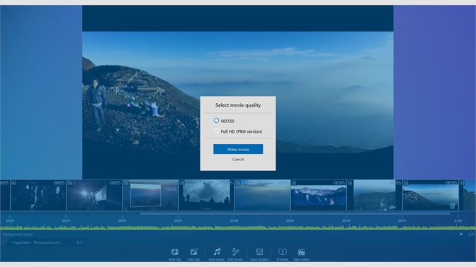 best free movie maker app for ios