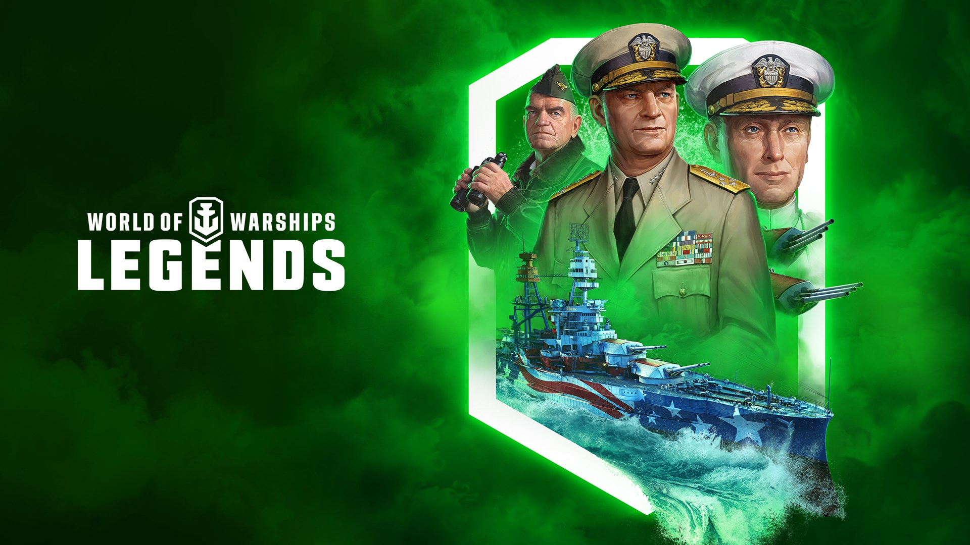 World of Warships: Legends — Poder da Independência