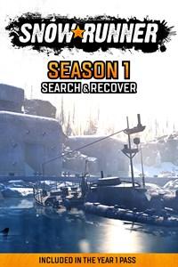 SnowRunner - Season 1: Search & Recover (Windows 10)