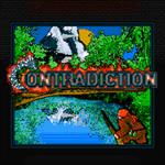 Contradiction 8Bit Logo