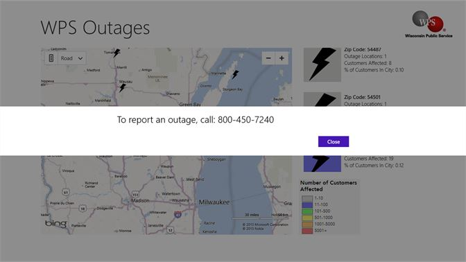 Get Wps Outages Microsoft Store