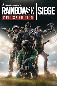 Carátula del juego Tom Clancy's Rainbow Six Siege Deluxe Edition