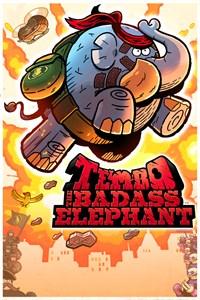 Carátula del juego TEMBO THE BADASS ELEPHANT para Xbox One