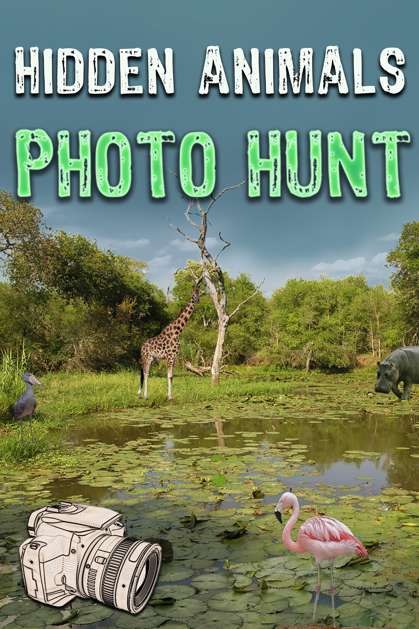 Get Hidden Animals Photo Hunt Hidden Object Games Microsoft Store