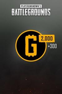 PUBG - 2300 G-Coin