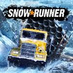 SnowRunner Logo