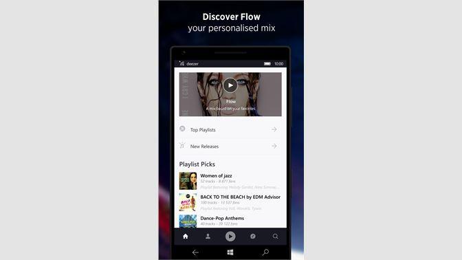 Get Deezer Music - Microsoft Store