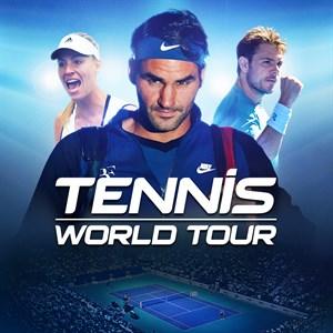 网球世界巡回赛 Xbox One