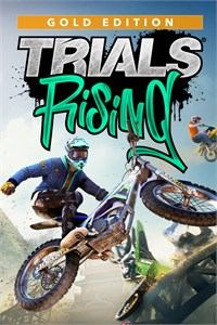 Carátula del juego Trials Rising - Digital Gold Edition