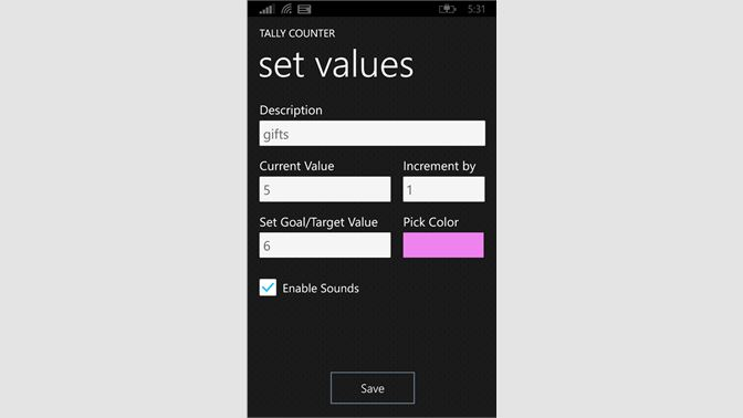 Get Tally Counter - Microsoft Store