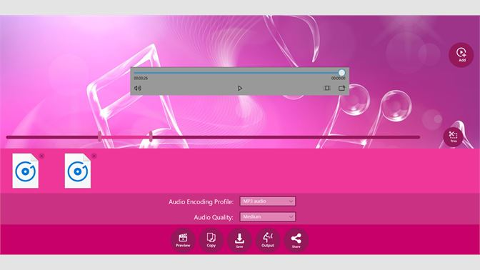 Get Audio Trimmer & Joiner - Microsoft Store